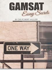 ONLINE COURSE: GAMSAT Essay Secrets