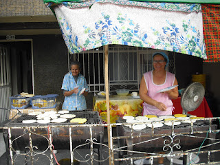 Filandia's big business - arepas