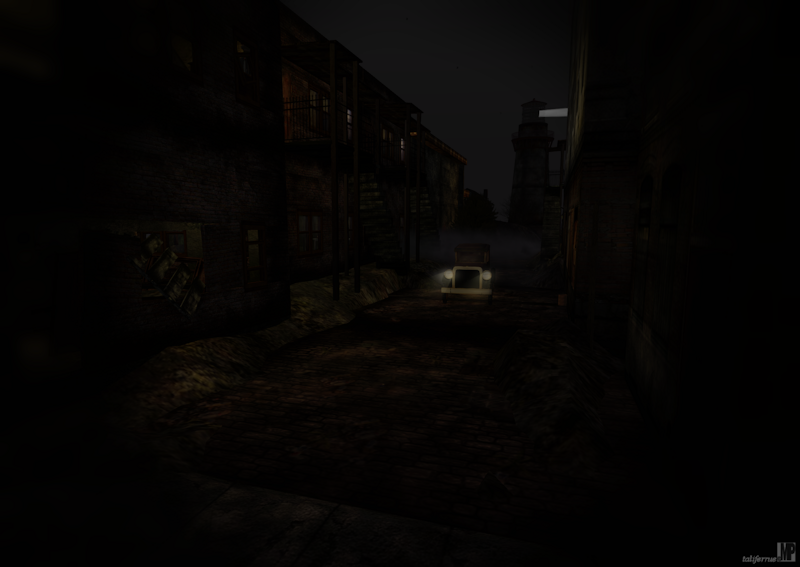 Review of Second Life Destination for a potential photo location - Innsmouth Sim.