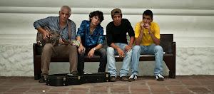 La banda de Medellin...