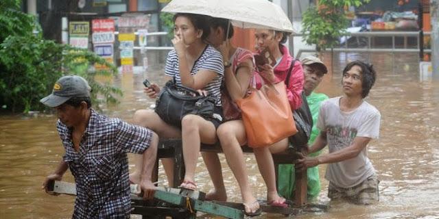 Jakarta Banjir Lagi