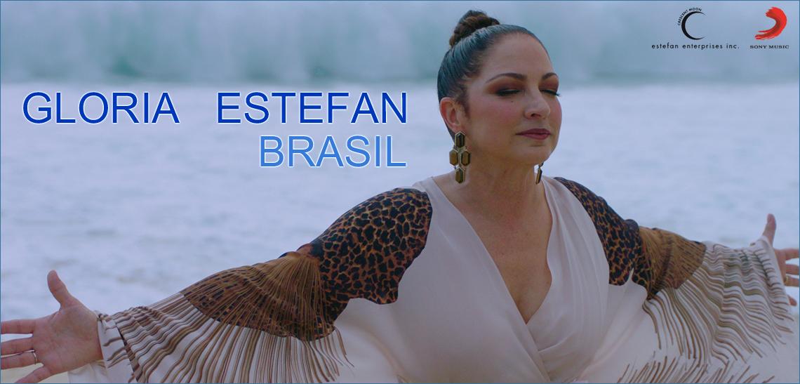 Gloria Estefan Brasil!