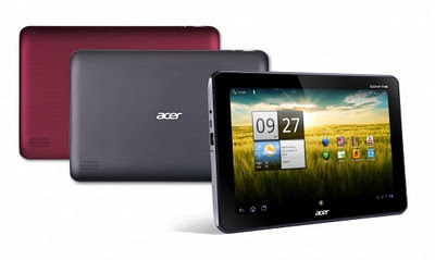 Acer ICONIA TAB A200: Price, Specs revealed
