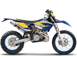2013 Husaberg TE250 Gambar Motor 3