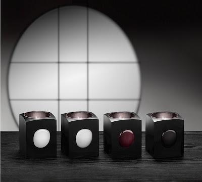 Armani Privé y sus velas perfumadas