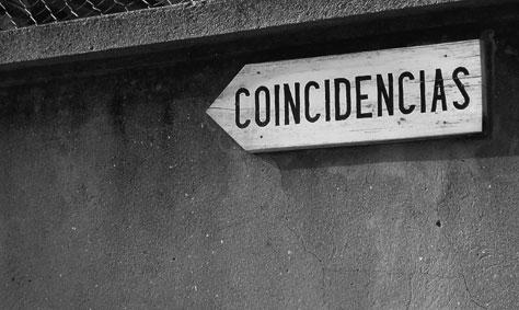 Las Coincidencias mas Sorprendentes
