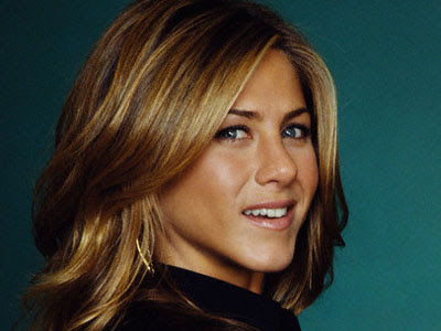 Jennifer Aniston Rachel Friends Haircut TV Television