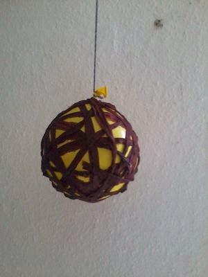 drogen yarn ball
