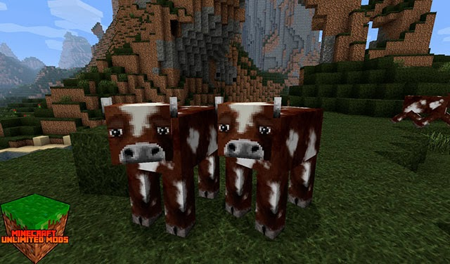 HerrSommer Texture Pack vacas