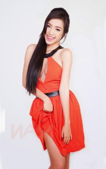 Elly Tran Ha - New Photo Lovley