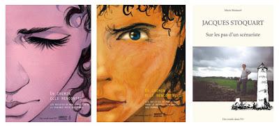 En chemin elle rencontre... vol. 1 et 2 (collectif d'artistes pour le respect des droits des femmes) - Jacques Stoquart, sur les pas d'un scénariste (monographie de Marie Moinard)