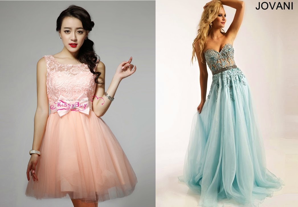Prom dress styles for body types