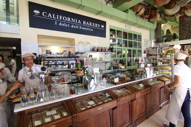 California Bakery Milán