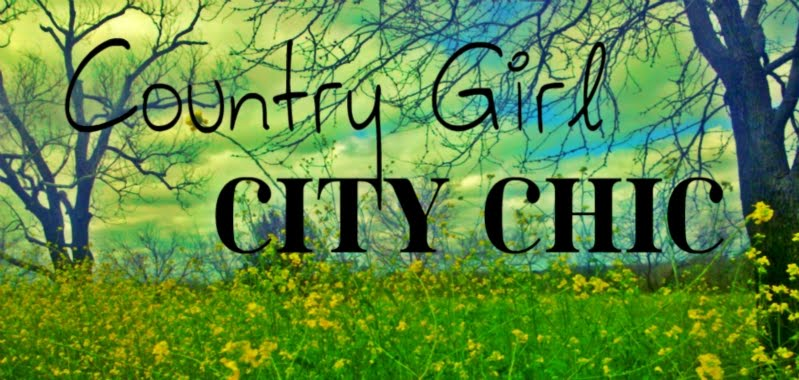 Country Girl, City Chic