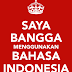 Membumikan Bahasa Indonesia