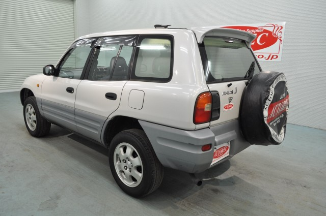 japanese vehicles to the world 1996 toyota rav4 j v 4wd at lisaka. Black Bedroom Furniture Sets. Home Design Ideas