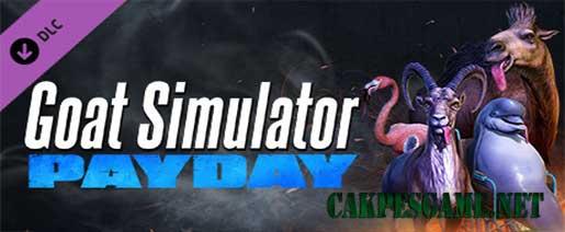 Goat Simulator PAYDAY-Full Crack HI2U