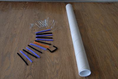 rainstick materials
