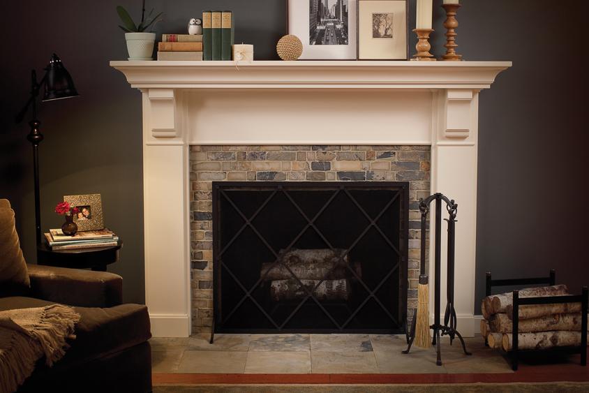 Des cheminées pour votre maison ~ Décor de Maison / Décoration Chambre