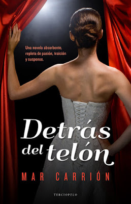 LIBRO - Detrás del telón  Mar Carrión (Roca - 19 noviembre 2015)  NOVELA ROMANTICA | Edición papel & ebook kindle  Comprar en Amazon España