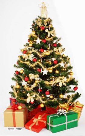 imagen de lindos arboles de navidades