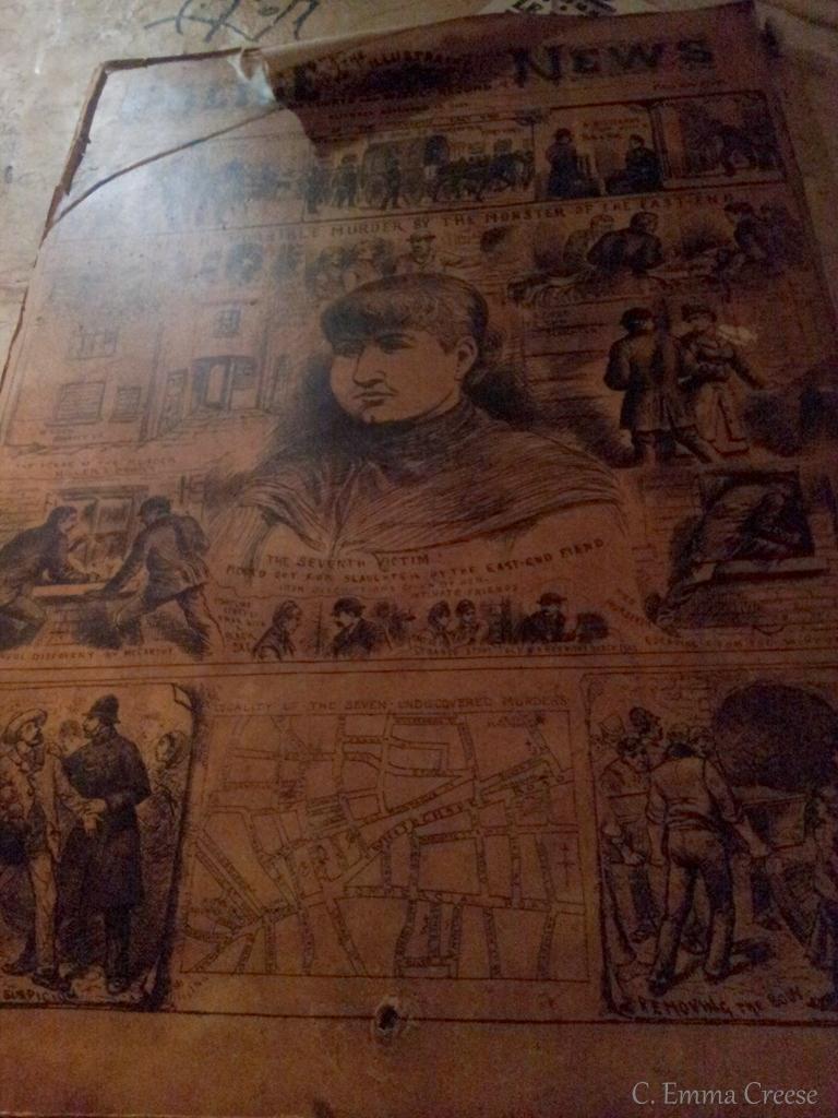 London Living: Jack the Ripper