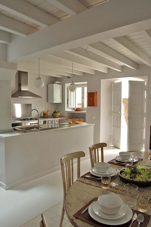 Las cosas de bea con mucho amor una preciosa casa en - Casas rusticas decoracion ...