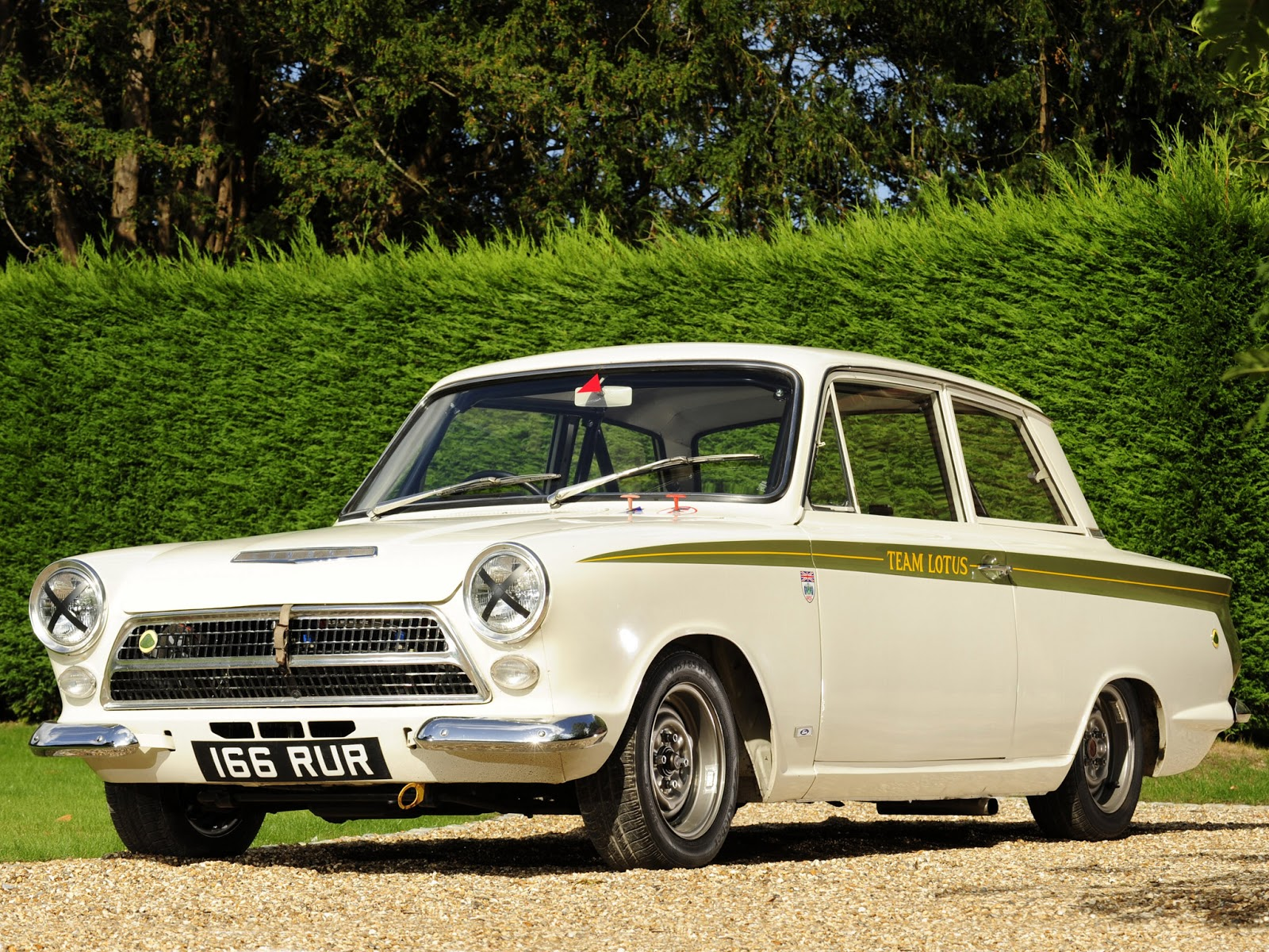 The lotus cortina had by this time earned an awesome competition reputation wikipedia