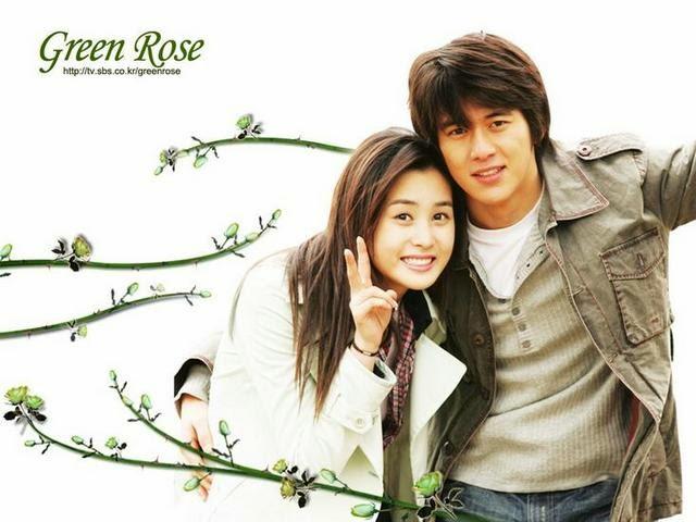 Hoa Hồng Xanh - Green Rose (2012)