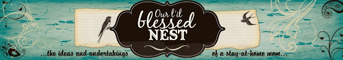 Our Li&#39;l Blessed Nest
