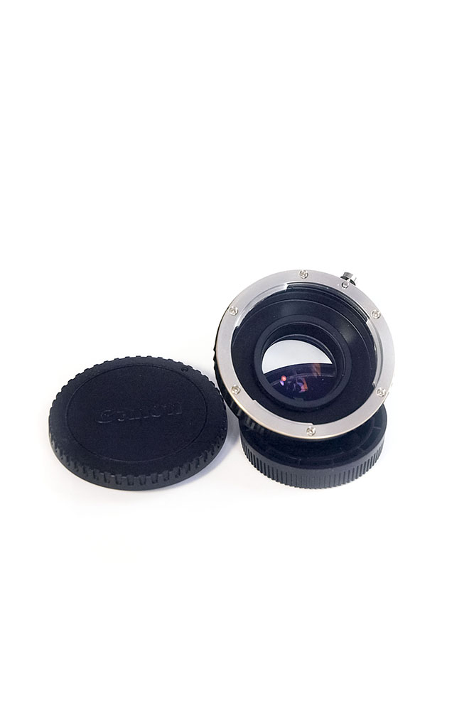 Focal Reducer 0.72x with EF mount for Micro Four Thirds MFT M4/3