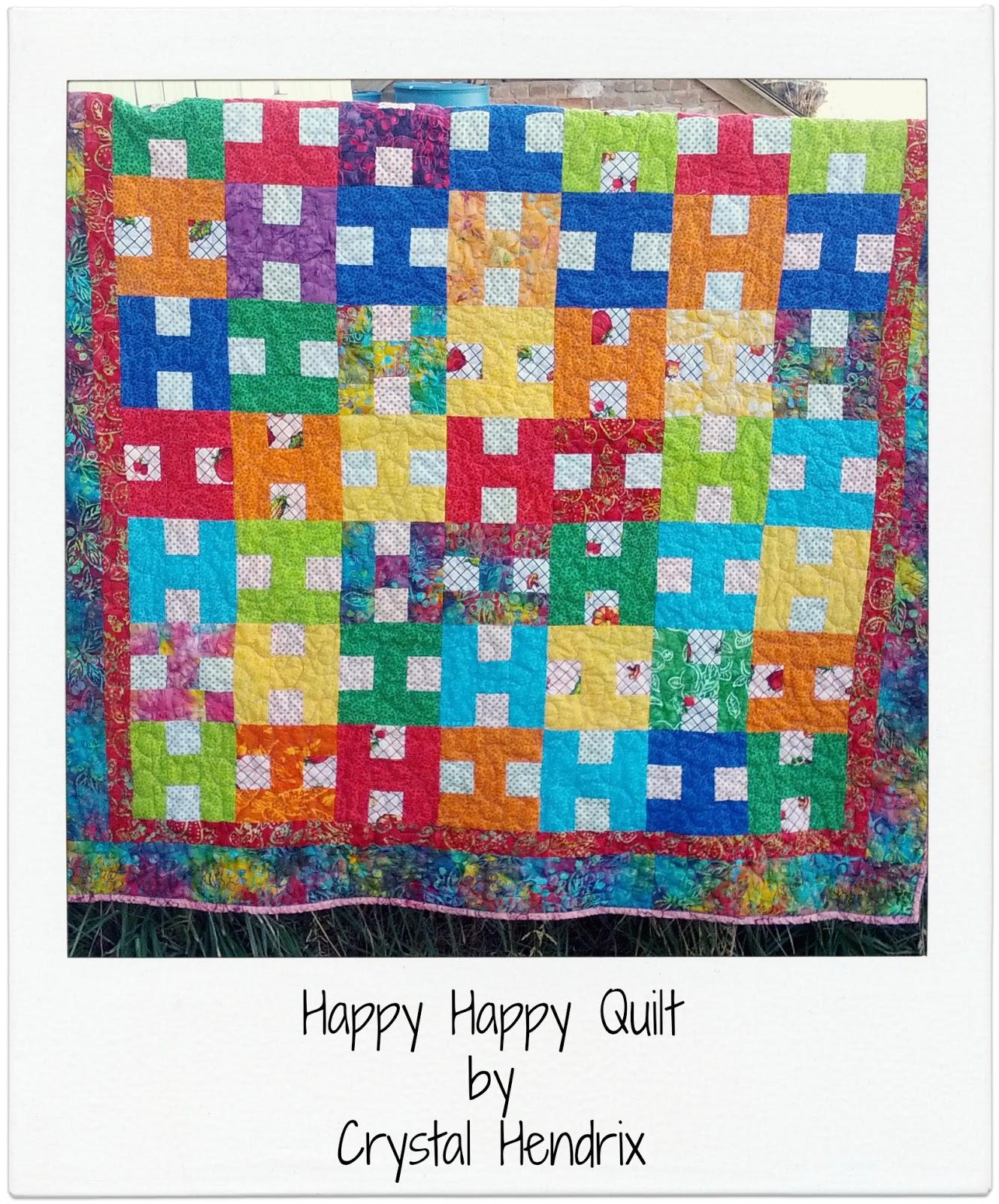 Happy happy quilt 171 moda bake shop