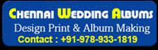 CHENNAI WEDDING ALBUM DESIGNING (Service All Nations)