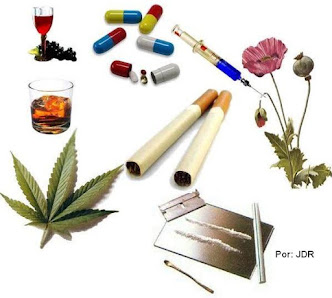 CURSO DE DROGAS PSICOTRÓPICAS Y ESTUPEFACIENTES