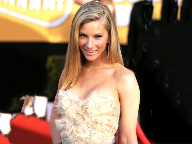 American Actress, Dancer, and Singer Heather Morris