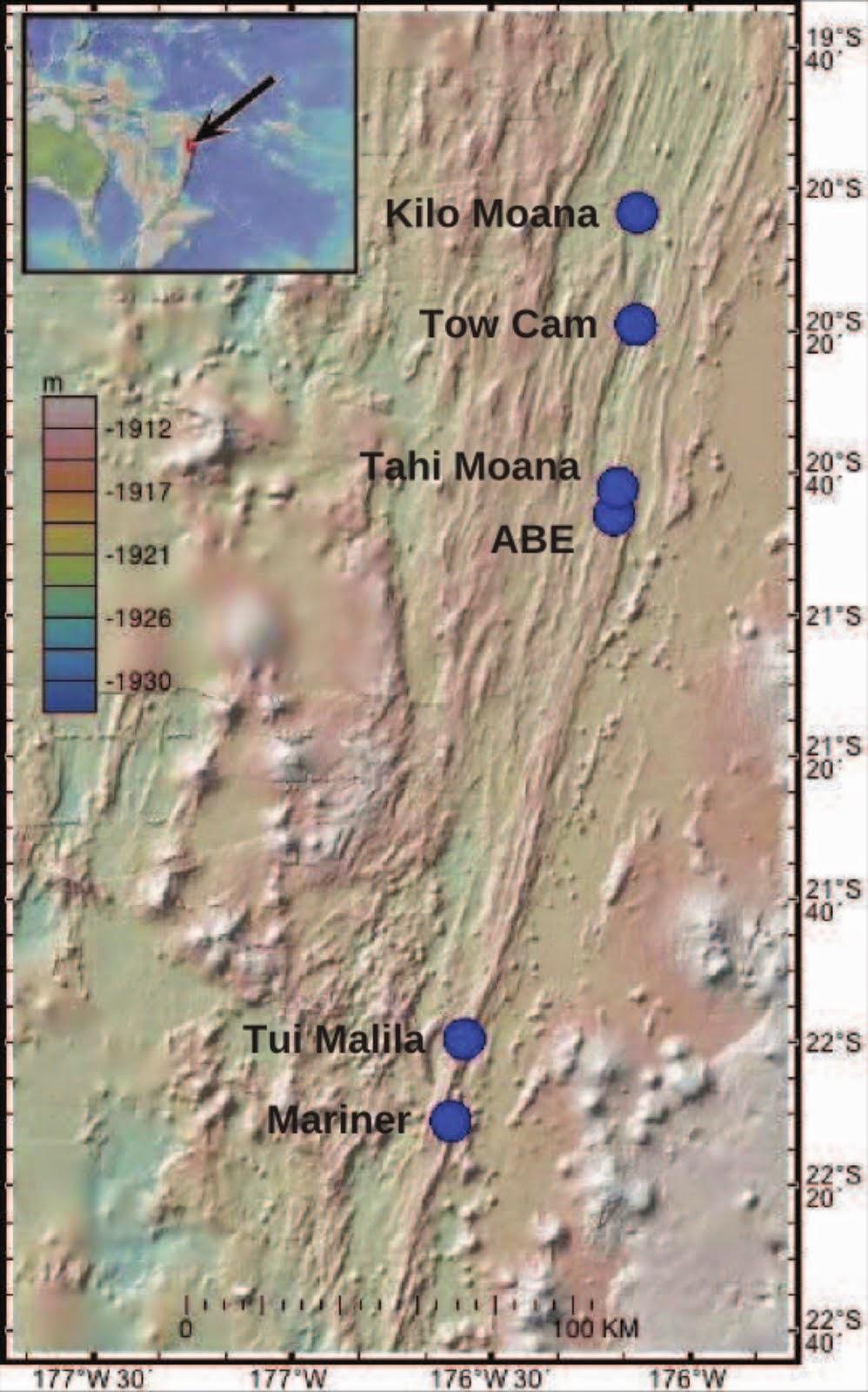Lau Map