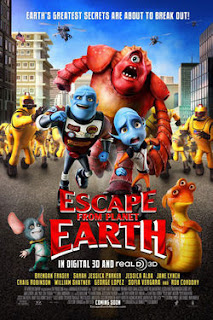 Ver Película Escape from Planet Earth Online Gratis (2013)