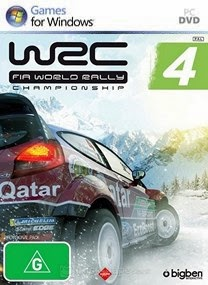 wrc 4 fia pc game coverboxart www.ovagames.com WRC 4 FIA World Rally Championship RELOADED
