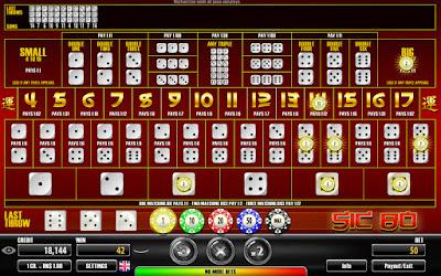 chơi game bài sicbo online