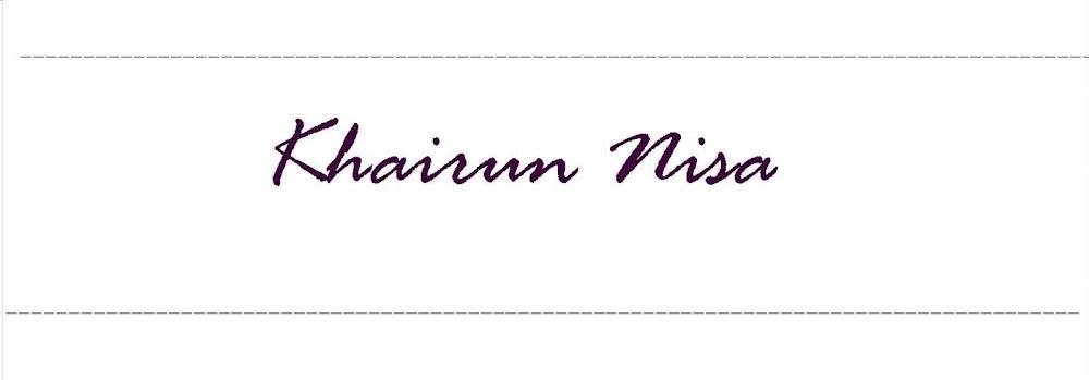 Khairun Nisa