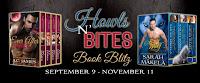 HOWLS N' BITES Book Blitz & Giveaway