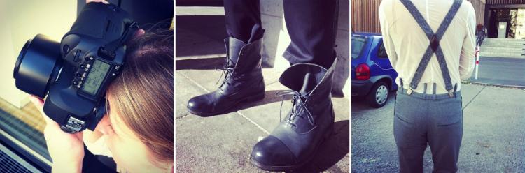 photgrapher camera shoe model