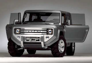 2016 Ford Bronco 4 Door Price