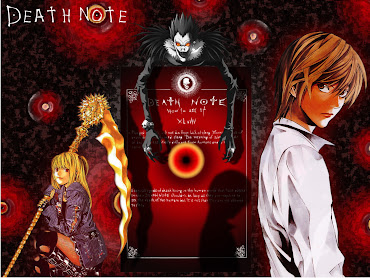 #8 Death Note Wallpaper
