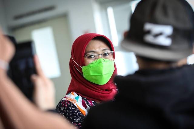 Vaksinasi Covid-19 Tahap Dua di Kota Bandung Dimulai