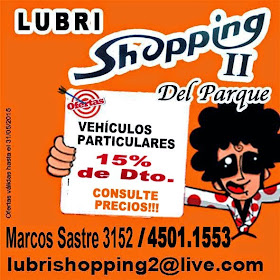 LUBRI SHOPPING II