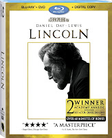 Steven Spielberg's Lincoln Blu-Ray and DVD