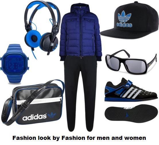 Adidas dress and accessories for men