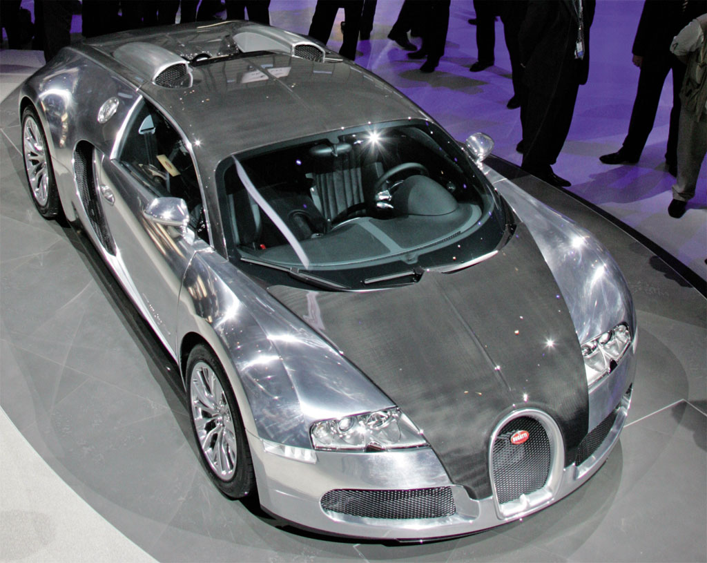 super jump cars bugatti veyron silver. Black Bedroom Furniture Sets. Home Design Ideas