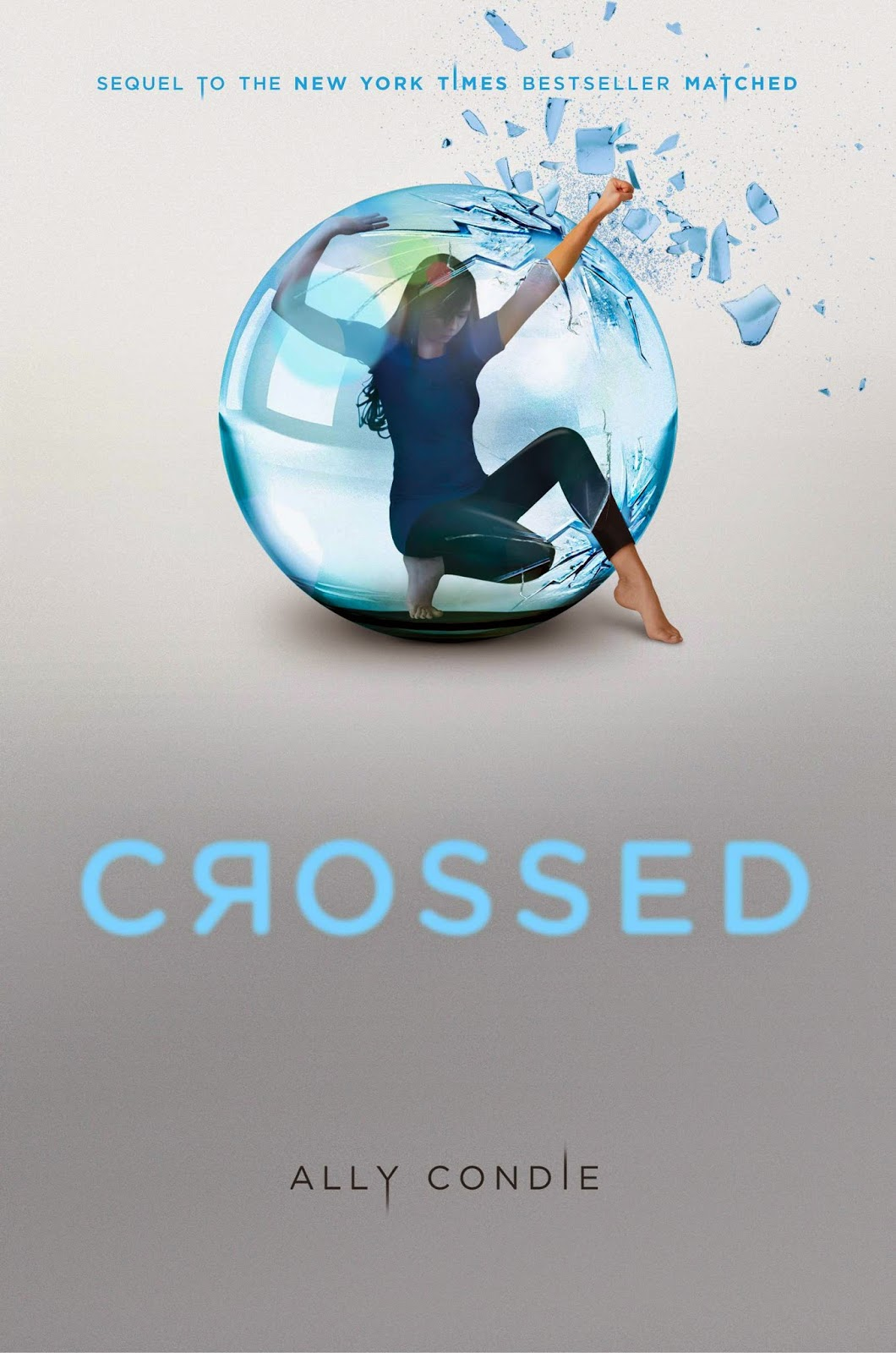 http://www.goodreads.com/book/show/15812814-crossed